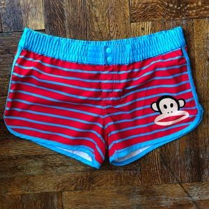 Paul Frank women's shorts new with tags size L